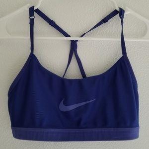 Nike Dri-Fit Reversible Strappy Sports Bra